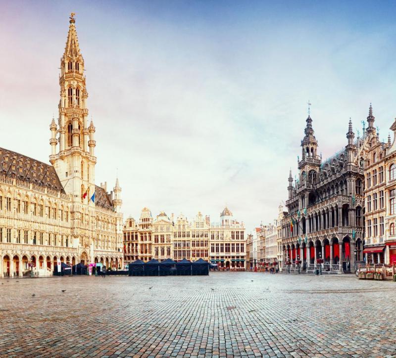 Com a Internorte, Bruxelas nunca foi tão acessível.